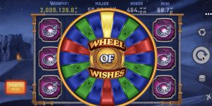 Wheel of wishes theme game